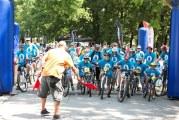 Проведе се първото велосъстезание в подкрепа на хора с паркинсон