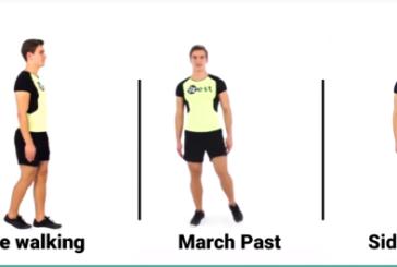 Упражнения за поддържане на баланс при Паркинсон